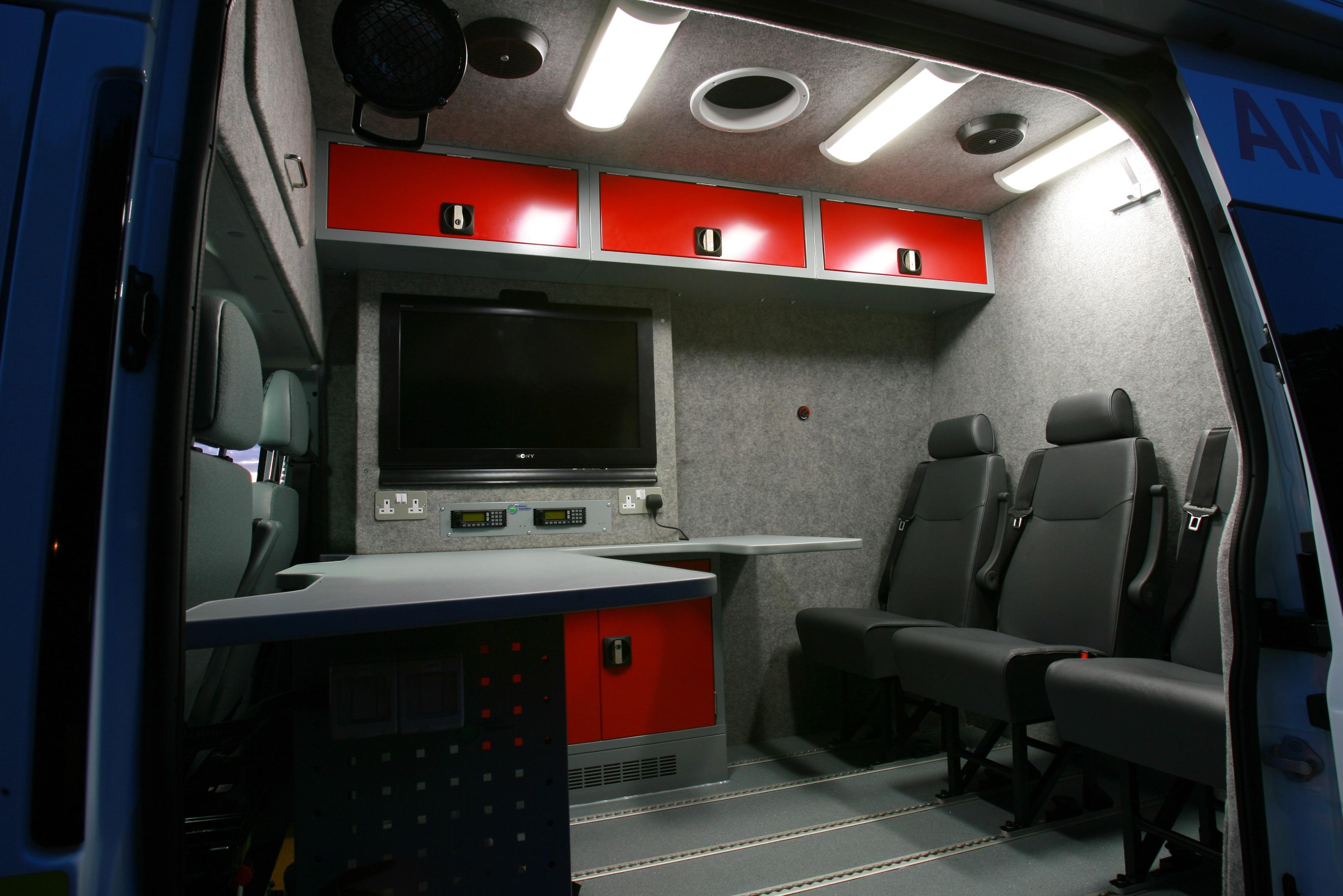 SCV Interior