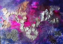 Magenta Abstract / Magenta Haniaethol