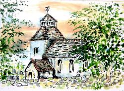 Melangell's Church  / Eglwys Melangell