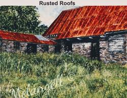 Red Roofs / Toeau Rhwdlyd