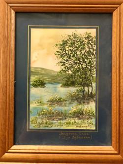 Llangorse Lake / Llyn Syfaddan