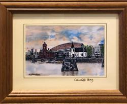 Cardiff Bay / Bae Caerdydd