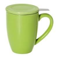 Mug 0 Filtre Inox Ceramique Avec Tisaniére 3l AL3jR54q