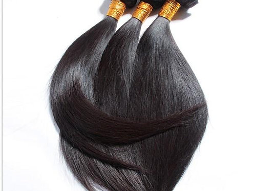 Brazilian Mink Straight Bundles