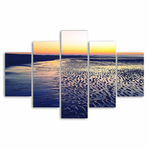 Glitter Canvases - Split Prints