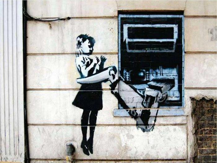 Cash-Machine-Girl-by-Banksy