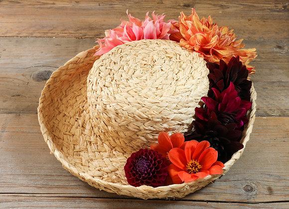 Breton Raffia Hat