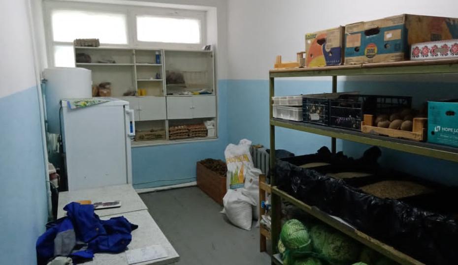 Хранение продуктов в соответствии с нормами