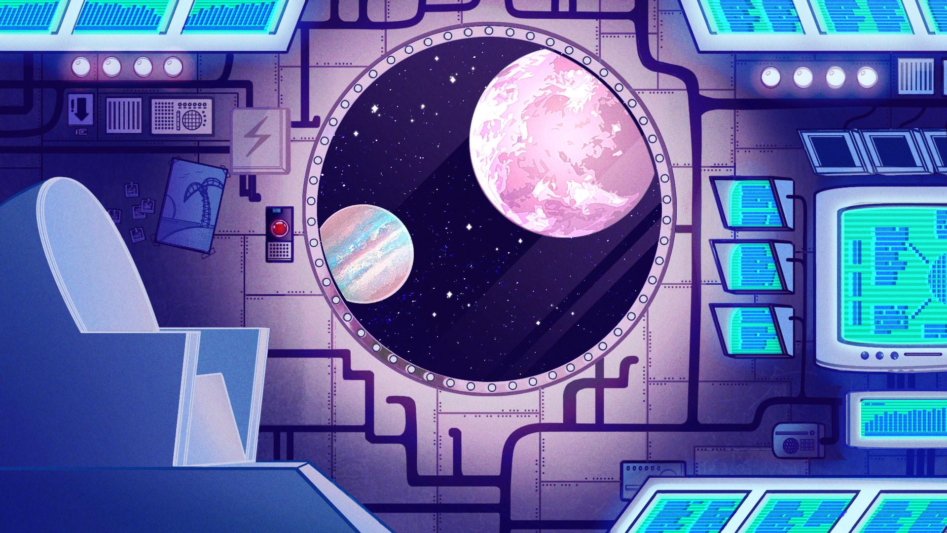Spaceship Layout