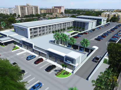 Estate Cos. Receives $29.5M in Construction Financing for Hotel Redevelopment in South Florida