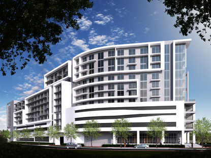 THE ESTATE COMPANIES SECURES $36M CONSTRUCTION LOAN FOR LUXURY RENTALS IN MIAMI'S HEALTH DISTRIC