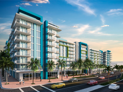 Mixed-use project planned for Dania Beach