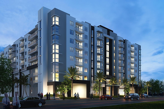 Developer Nabs Construction Loan For Blue Lagoon Apartments