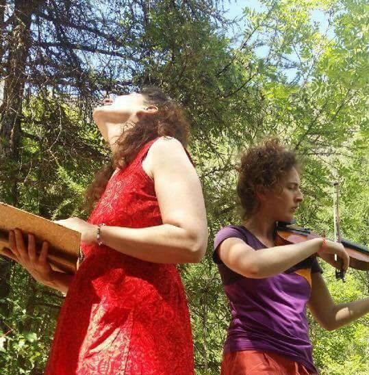 Sieste poétique et musicale avec Elsa Moatti