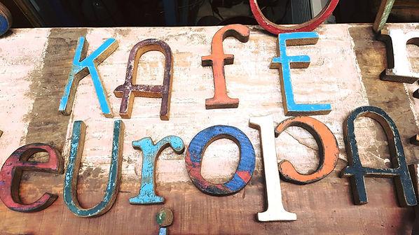 Café Europa : Manifeste
