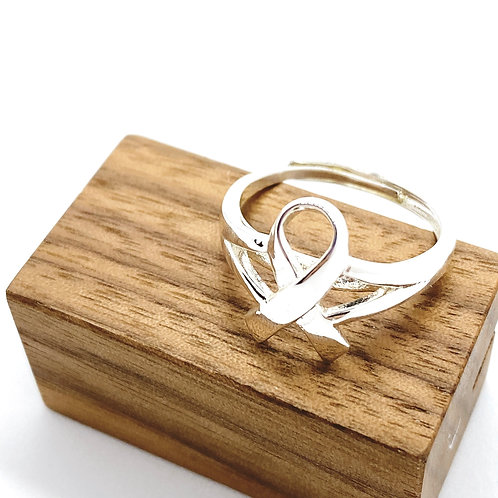 Awareness Ribbons S925 Ring 2