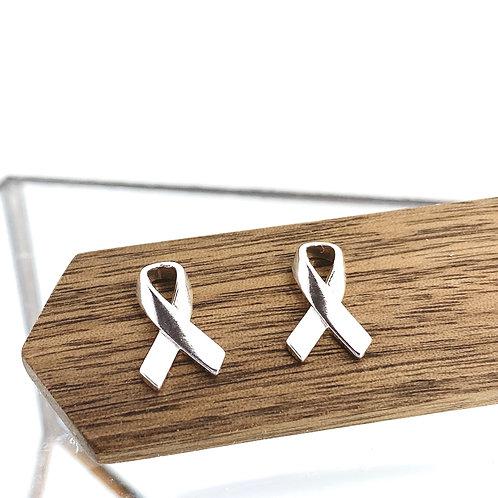 Awareness Ribbons S925 Earrings