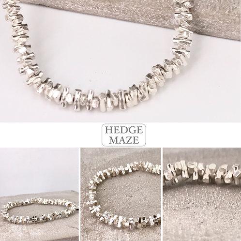 Silver 925 Stylish Bracelet