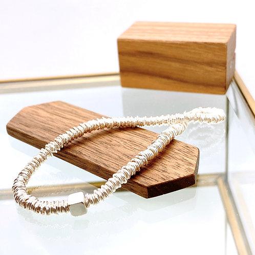 Simple Ring Silver 925 Bracelet