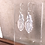 Thumbnail: Feather Silver 925 Earrings