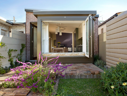We just photographed a newly project in Enmore!