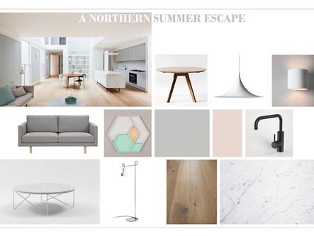 A Northern Summer Escape...