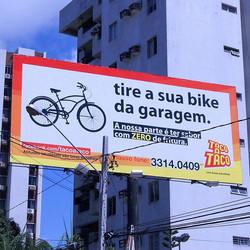 Outdoor - Campanha: Tire a sua bike da garagem