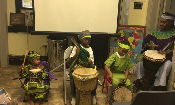 Igun drumming from Nigeria