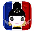 Queen Bee in Paris childrens picture book