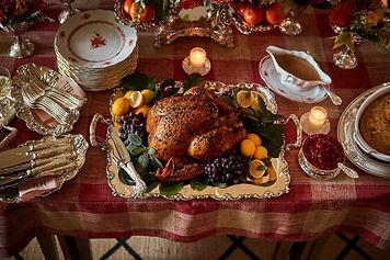 Perfect Roast Turkey with Sherry and Gib