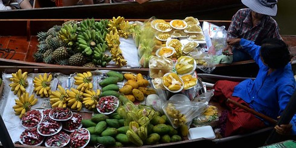 Thai-Lotus Buffet-Abend
