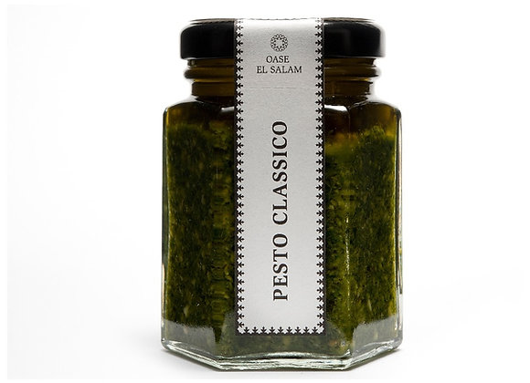 Pesto Classico (Grüner Pesto)
