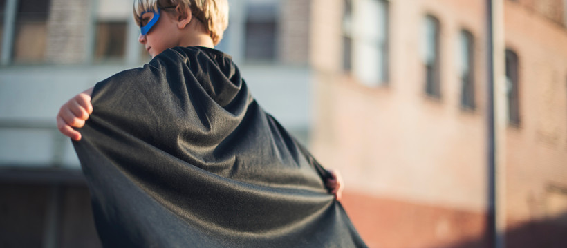 Be the Hero of your Own Story. How I Turned my 3 Pain Points into My Greatest Super Powers