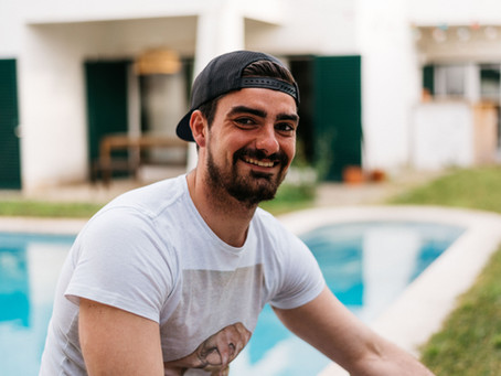 Q&A with Daniel - Learning to Surf with Surf Cascais