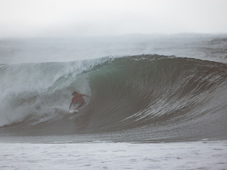 Gallery: Storm Lorenzo & The Cascais Pro in Carcavelos