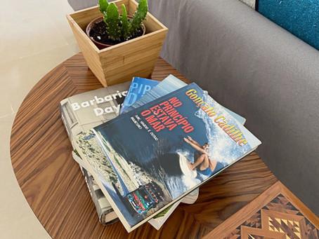 Coisas para fazer em casa enquanto não podes surfar / Things to do at home while you can't surf