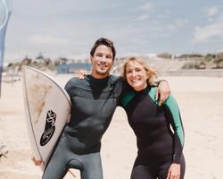 Surf Camp in Lisbon