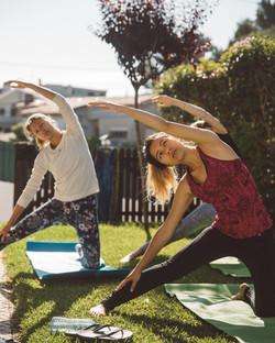 Yoga lessons Cascais, Portugal