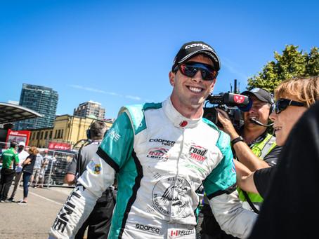 CTV News - Canadian Dalton Kellett gets IndyCar ride with AJ Foyt Racing
