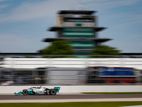 AJ Foyt Racing - Race Report: GMR Grand Prix