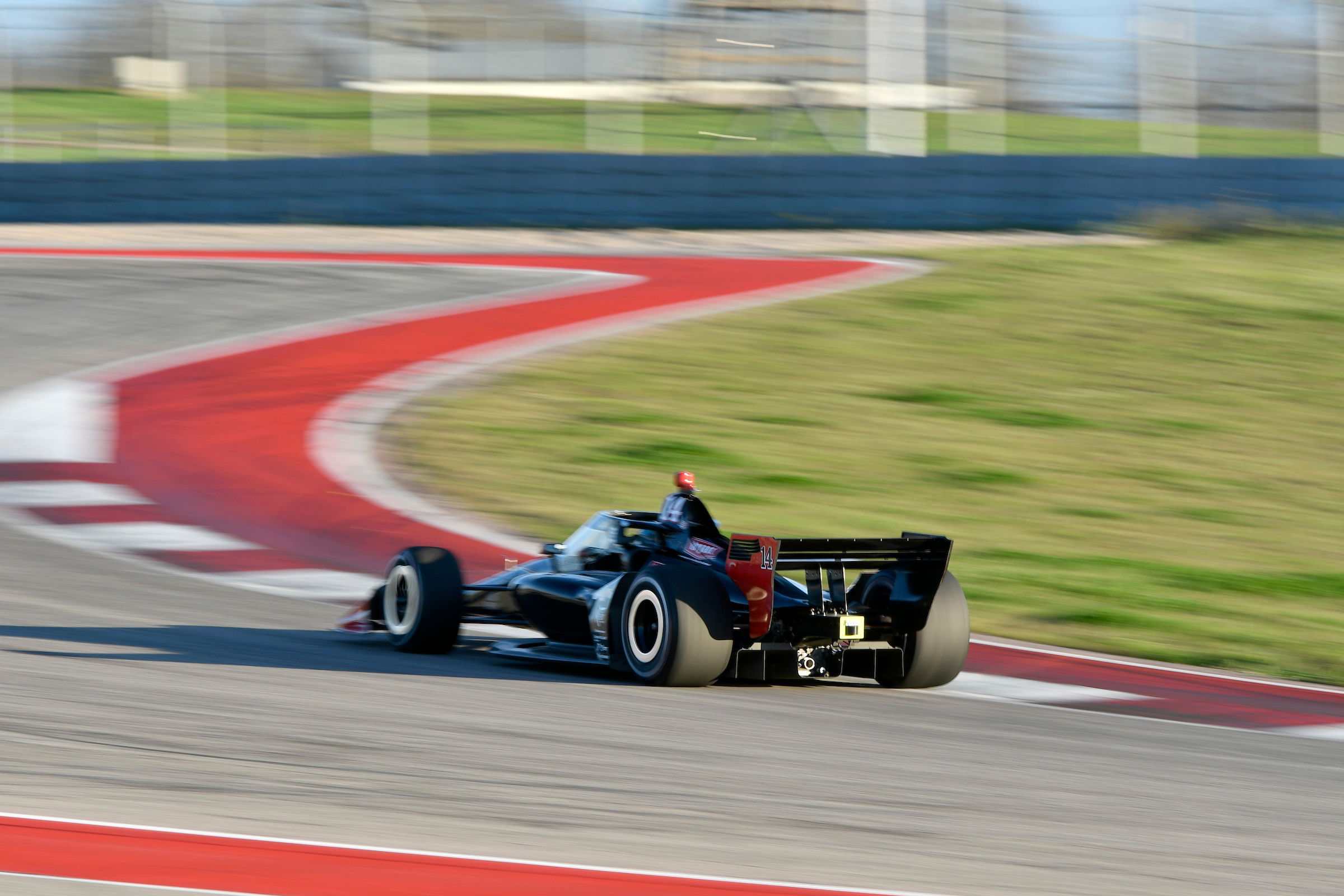AJ Foyt Racing #14 at COTA