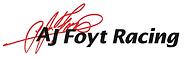 AJ Foyt Racing Signature Logo
