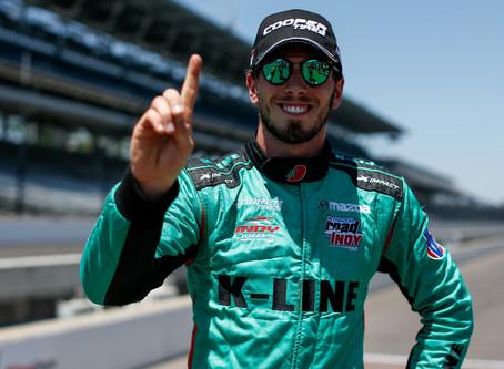 Formula Scout - Dalton Kellett gets ride share with Sebastien Bourdais in IndyCar