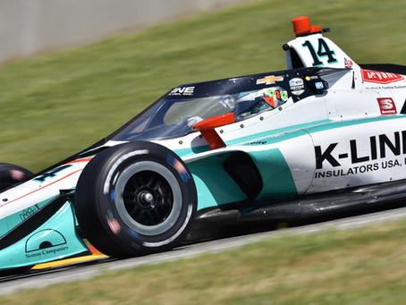 AJ Foyt Racing - Race Report: REV Group Grand Prix - Race 1