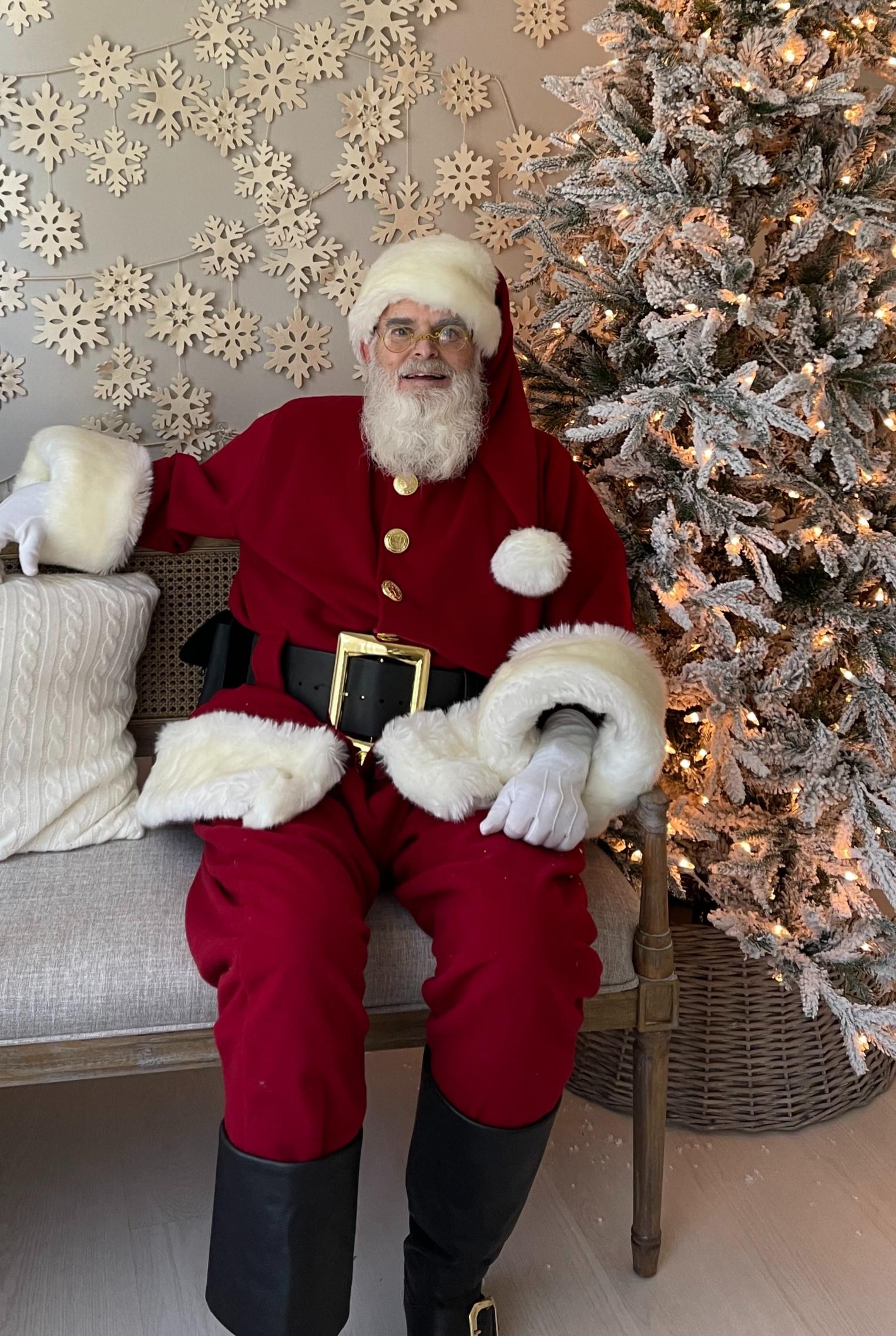 Santa Jack Private Appearance