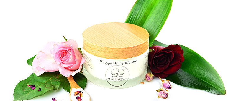 Whipped Body Mousse - Rosy