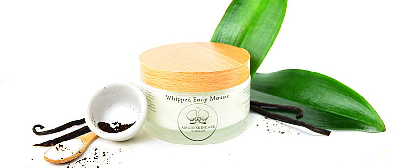 Whipped Body Mousse - Pure Vanilla