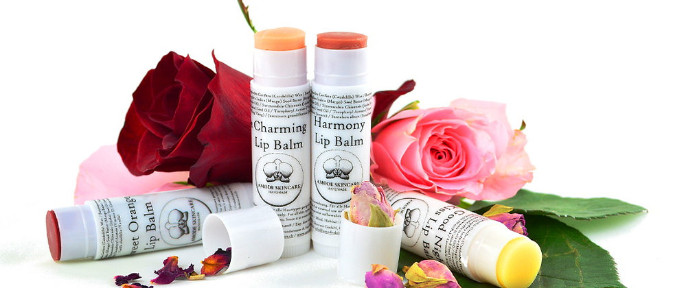 Lip Balm - Rosy