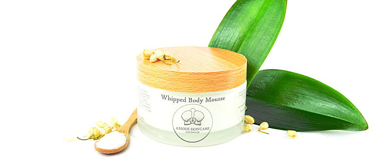 Whipped Body Mousse - Jasmin