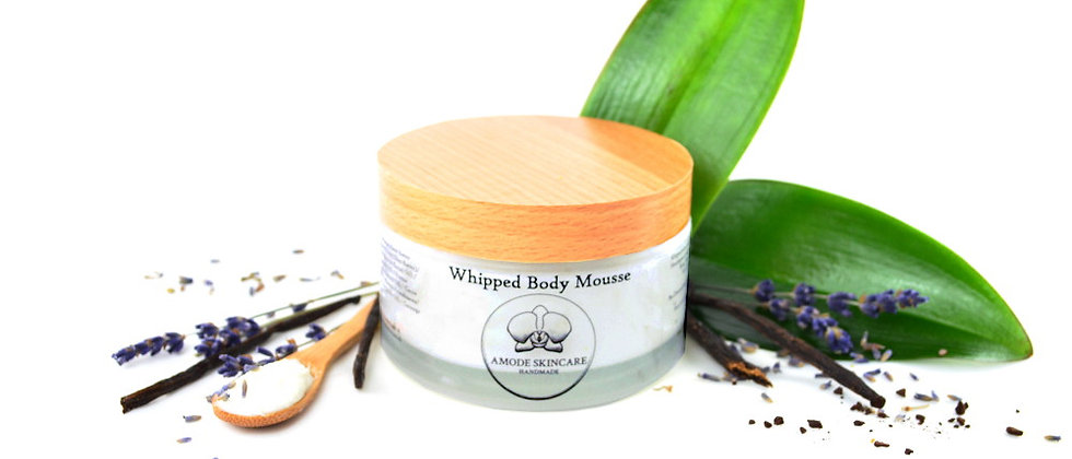 Whipped Body Mousse - Sweet Goodnight